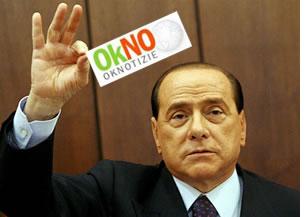 ... però Berlusconi...