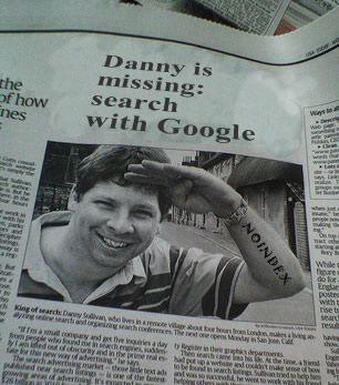 addio Danny crudele!