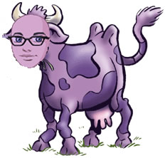 Purple Tagliaerbe
